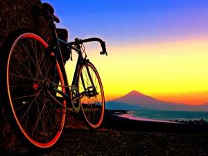 ピストバイクサイクリング