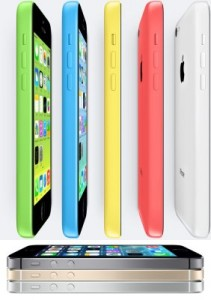 SIMフリー版のiPhone