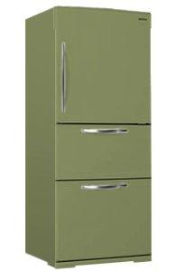 キッチンをオシャレに彩るカラー冷蔵庫