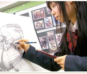 通信制高校で芸術を学ぶ
