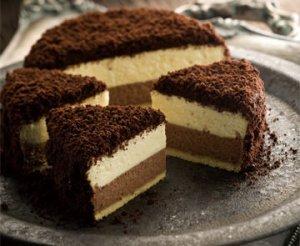 カカオの苦みが走る芳醇なオトナのケーキをバレンタインに